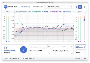 どんな環境で聴いても同じ印象のMixをするためのアイテム「sonarworks Reference 4」