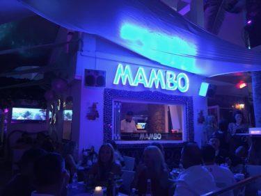 イビザ島のおすすめレストラン〜サンアントニ