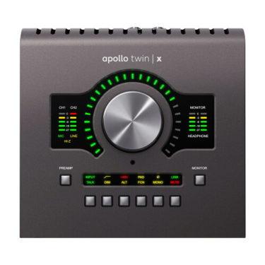 そろそろオーディオインターフェイスを新調しようと思う 〜Universal Audio 『Apollo Twin X / QUAD』が候補