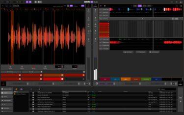 SeratoStudioの使用感 〜ソングモードとオーディオトラックを使いこなす