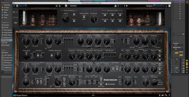Plugin Alliance Knif Audio 『Knifonium』リリース