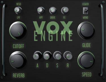 ボーカルチョップ音源 Red Sounds「Vox Engine」が9月18日まで無償配布!