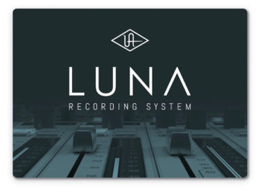 Universal Audio『Apollo twin X QUAD』と『LUNA』来た!