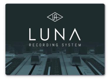 Universal Audio『Apollo twin X QUAD』と『LUNA』来た!