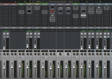 Universal Audio LUNAの使用感 〜Mixer