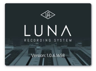 Universal Audio LUNAの使用感 〜現状ではSideChainが使えない