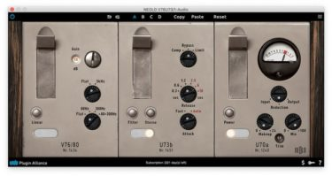 Plugin Alliance『NEOLD V76U73』リリース!